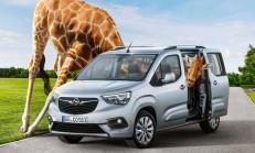 2019 Yeni Kasa Opel Combo Life Özellikleri ile Tanıtıldı