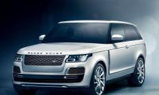 2019 Yeni Range Rover SV Coupe Özellikleri ile Tanıtıldı