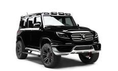 ARES Design X-Raid Projesi Tanıtıldı (Bilin Bakalım Bu Hangi SUV)