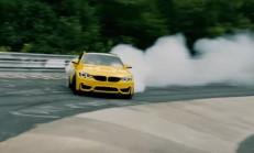 BMW M4 CS, Ring'ten Kaçtı!