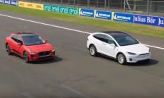 Hangisi Geçer? Jaguar I-Pace – Tesla Model X