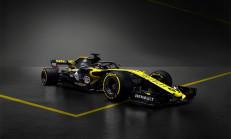 Renault Sport, 2018 Formula 1 Aracını R.S. 18'i Tanıttı