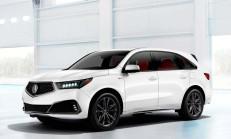 2019 Yeni Acura MDX A-Spec Tanıtıldı
