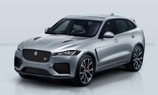2019 Yeni Jaguar F-Pace SVR Teknik Özellikleri ile Tanıtıldı