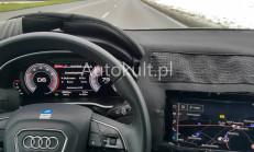 2019 Yeni Kasa Audi Q3 (MK2) Kokpiti Görüntülendi