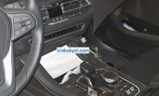 2019 Yeni Kasa BMW X5 Kokpiti Görüntülendi
