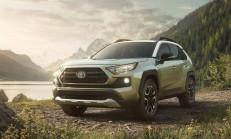 2019 Yeni Kasa Toyota RAV4 (MK5) Özellikleri ile Tanıtıldı
