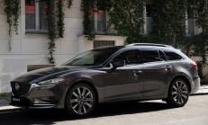 2019 Yeni Mazda 6 Wagon Özellikleri ile Tanıtıldı