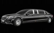 2019 Yeni Mercedes-Benz S650 Pullman Maybach Özellikleri ile Tanıtıldı