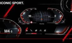 BMW'nin Yeni Nesil Dijital Gösterge Panelini Gördünüz Mü?