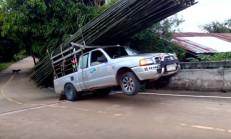 Ford Ranger'ın Başarısız Köprü Geçişi