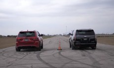 Hangisi Geçer? 707 BG Jeep Trackhawk – 800 BG Cadillac Escalade