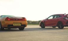 Hangisi Geçer? Honda Civic Type R – NSX