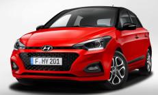 Makyajlı 2019 Hyundai i20 Özellikleri Açıklandı