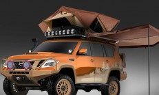 Kampçılar İçin Tasarlandı: Nissan Armada Mountain Patrol