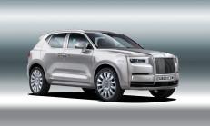 Rolls-Royce, Crossover SUV Üretseydi?