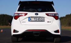 Toyota Yaris GRMN Performans Videosunu İzlediniz Mi?