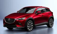 Makyajlı 2019 Yeni Mazda CX-3 Özellikleri ile Tanıtıldı