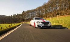 Manhart Tuning 2018 BMW MH4 550 Modifiye Çalışması Yayınlandı