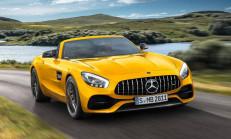 2019 Yeni Mercedes-AMG GT S Roadster Özellikleri ile Tanıtıldı