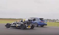 Hangisi Geçer?  Audi RS6 – Ariel Atom