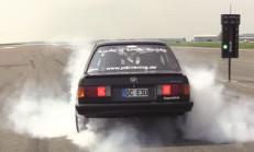 725 Beygirlik E30 BMW 325i Turbo, Aventador'a Karşı