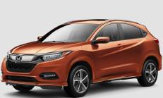 Makyajlı 2019 Yeni Honda HR-V Özellikleri ile Tanıtıldı