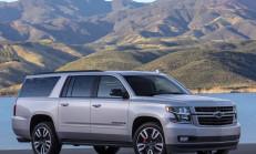 2019 Chevrolet Suburban RST Performans Paketi Tanıtıldı