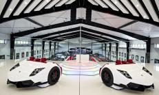 Bu Koltuklar Lamborghini Murcielago SV'den Esinlenilerek Yapıldı