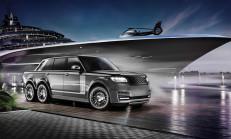 Süper Lüks Range Rover 6×6 Düşünün!