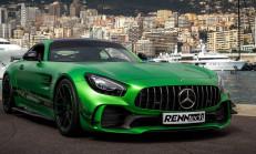 825 Beygirlik RENNtech 2018 Mercedes-AMG GT-R