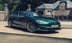 Tesla Model S Shooting Brake ile Tanıştınız Mı?