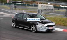 2019 Yeni Kasa Ford Focus ST Görüntülendi
