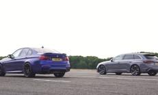 Hangisi Geçer? BMW M3 CS – Yeni Audi RS4