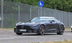 Makyajlı 2020 Mercedes-AMG GT Görüntülendi