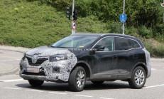 Makyajlı Renault Kadjar Görüntülendi
