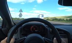 McLaren 720S ile Alman Otobanında Gazlamak
