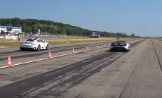 Hangisi Geçer? McLaren 720S – Porsche 991 Turbo S