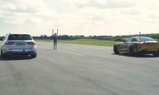 Hangisi Geçer? Mercedes-AMG E63 S – AMG GT R