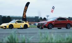 Mercedes-AMG E63s Süper Spor Otomobillere Karşı