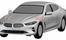 Yeni BMW 8 Serisi Gran Coupe ve Cabriolet Çizimleri Sızdırıldı