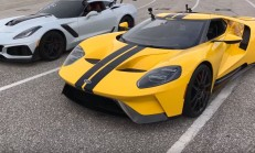 Hangisi Geçer? 2018 Ford GT – 2019 Chevrolet Corvette ZR1