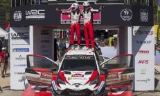 2018 WRC Türkiye'nin Galibi Toyota Oldu