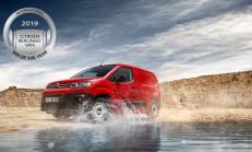 2019 Uluslararası Ticari Araç Ödülünü Yeni Berlingo Van Aldı