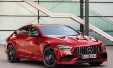 2019 Yeni Mercedes-AMG GT43 Özellikleri ile Tanıtıldı