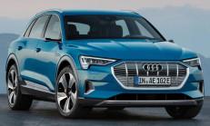 Tamamen Elektrikli 2020 Yeni Audi e-tron Özellikleri Açıklandı