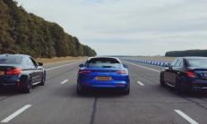 Hangisi Geçer? BMW M5 – Mercedes-AMG E63 S – Porsche Panamera Turbo S