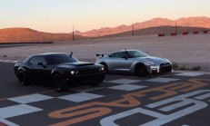 Hangisi Geçer? Dodge Demon – Nissan GT-R Nismo
