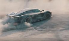 Ferrari LaFerrari ile Çılgın Drift