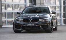 789 Beygirlik G-Power 2018 BMW M5 Modifiye Çalışması